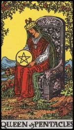 Queen_of_Pentacles